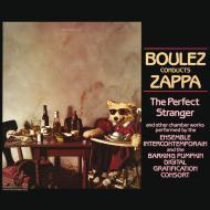 Boulez conducts zappa: perfect stranger
