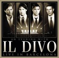 An evening with il divo - live in barcelona (cd+dvd)