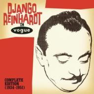 Box-django reinhardt on vogue (1934-1951)
