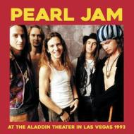 At the aladdin theater in las vegas 1993