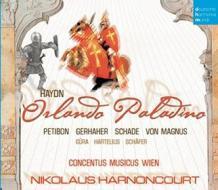 Haydn - orlando paladino