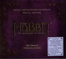 The hobbit. The desolation of Smaug - Deluxe edition (2 CD)