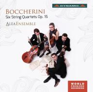 6 quartetti per archi op.15