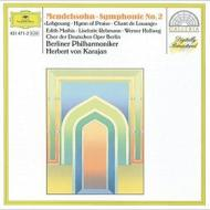 Symphonie nr.2 lobgesang (sinfonia n.2)