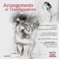 Arrangements or transfigurations - l'art