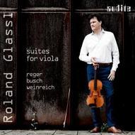 Suites per viola nn.1-3 op.131d