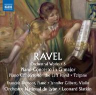 Opere orchestrali, vol.6: concerto per pianoforte, concerto per la mano sinistra