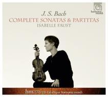 Sonate e partite per violino solo (bwv 1001-1006)