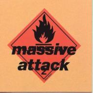Massive attack: blue lines - 2012 mix / master (180g) (deluxe collector's edition) (2 lp + cd + dvd + poster) (Vinile)