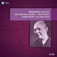 Ballets, orchestral works, film music (box 6cd)
