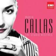 Maria callas-the studio recordings