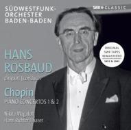 Concerto per pianoforte n.1 op.11, n.2 op.21 - hans rosbaud conducts chopin