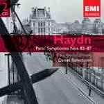 Pariser sinfonien n.82-87