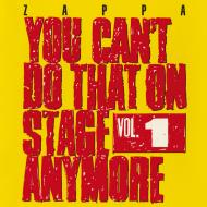 Vol. 1-you can't do that on stage anymore