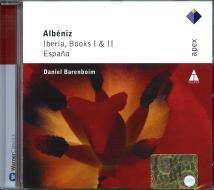 Iberia (books i & ii) - espana