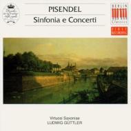 Pisendel, sinfonia e concerti