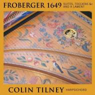 Froberger 1649 - brani per clavicembalo