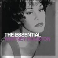 The essential whitney houston essential re-brand