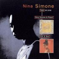 Nina simone & piano. silk & soul