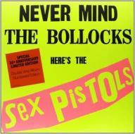 Never mind the bollocks (35th anniv.ltd.edt.) (Vinile)