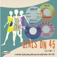 Girls on 45 volume 2 (26 girl groupsgirl