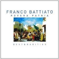 Povera patria. Best & rarities (2 CD)