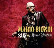 Mario christmas & sun