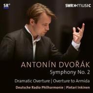 Sinfonia n.2 op.4, overtrure drammatica op.posth. b 16a, armida (overture)
