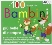 Le 100 canzoni più belle per bambini (box)