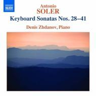 Sonate per tastiera nn.28-41