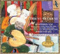 Orient-occident 1200-1700(sacd)