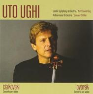 Ciaikovsky - dvorak : concerti per violino