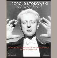 Leopold stokowsky con la all-american yo