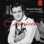 Capriccio - violin pieces