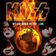 Set the world on fire - live - box 10cd