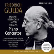 Friedrich gulda interpreta concerti per pianoforte