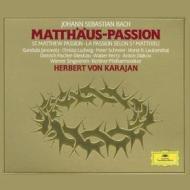 Matthaus-passion ( la passione secondo matteo)