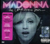 The confessions tour(cd+dvd)
