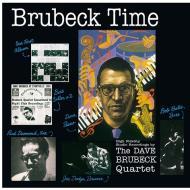 Brubeck time (Vinile)