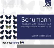 Papillons op.2, carnaval op.9, faschings
