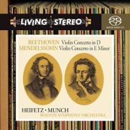 Beethoven mendelssohn - concerto per violino