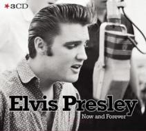 Box-elvis presley now and forever