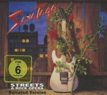 Streets: a rock opera. narrated version + the vide
