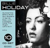 Billie holiday (box)