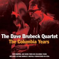The columbia years (5cd + page booklet)