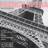 French opera master orks