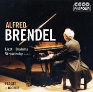 Liszt, brahms, stravinsky u.a.