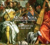 Musica nova - musica per consort di viol