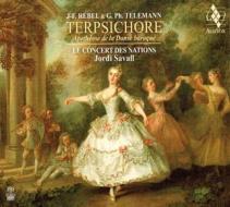 Terpsichore - apotheose de la danse baroque (sacd)