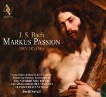 Passione secondo marco - markus passion bwv 247